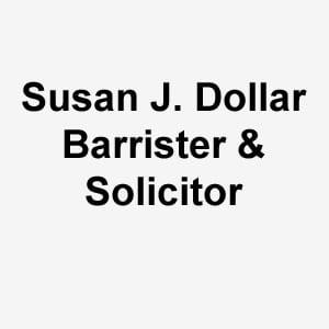 Susan J. Dollar Barrister & Solicitor